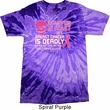 Mens Shirt Halloween Scary Breast Cancer Deadly Tie Dye Tee T-shirt