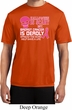 Mens Shirt Halloween Scary Cancer Deadly Moisture Wicking Tee T-Shirt