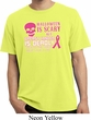 Mens Shirt Halloween Scary Cancer Deadly Pigment Dyed Tee T-Shirt