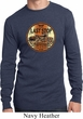 Mens Shirt Last Stop Long Sleeve Thermal Tee