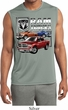 Mens Shirt Ram Trucks Sleeveless Moisture Wicking Tee T-Shirt