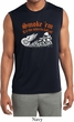 Mens Shirt Smoke Em Sleeveless Moisture Wicking Tee T-Shirt