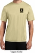 Mens US Army Pocket Print Moisture Wicking T-shirt