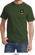 Mens US Army Pocket Print T-shirt