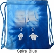 Mens Yoga Bag Choices Tie Dye Bag