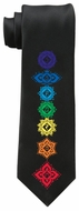 Mens Yoga Necktie