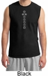 Mens Yoga Shirt 7 Chakras Meditation Muscle Shirt