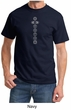 Mens Yoga Shirt 7 Chakras Meditation Tee