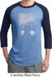 Mens Yoga Shirt Choices Raglan Tee T-Shirt