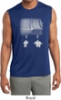 Mens Yoga Shirt Choices Sleeveless Moisture Wicking Tee T-Shirt