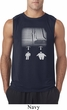 Mens Yoga Shirt Choices Sleeveless Tee T-Shirt