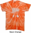 Mens Yoga Shirt Choices Twist Tie Dye Tee T-shirt