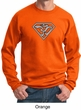 Mens Yoga Sweatshirt Super OM Sweat Shirt