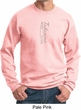Mens Yoga Sweatshirt Tadasana Mountain Pose Sweat Shirt