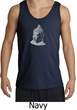 Mens Yoga Tank - Buddha Buddhist Adult Meditation Tanktop