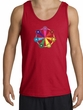 Mens Yoga Tanktop 7 Chakra Circle Tank Top