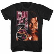 Mike Tyson Shirt Boots Black T-Shirt