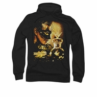 Mirrormask Hoodie Sweatshirt Trapped Black Adult Hoody Sweat Shirt