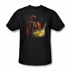 Mirrormask Shirt Big Top Poster Adult Black Tee T-Shirt