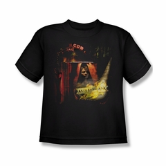 Mirrormask Shirt Kids Big Top Poster Black Youth Tee T-Shirt