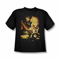 Mirrormask Shirt Kids Trapped Black Youth Tee T-Shirt