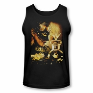 Mirrormask Tank Top Trapped Black Tanktop