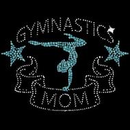 Gymnastics Mom Tee Shirt
