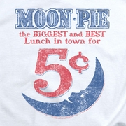 Moon Pie 5 Cent Lunch Shirts