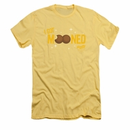 Moon Pie Shirt Slim Fit Mooned Banana T-Shirt