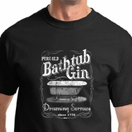 Moonshine Shirt Bathtub Gin