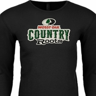 Mossy Oak Country Roots Long Sleeve Thermal Shirt