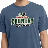 Mossy Oak Country Roots Pigment Dyed Shirt