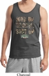 Mossy Oak Mud Up or Shut Up Mens Tank Top