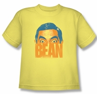 Mr. Bean Kids Shirt Bean Banana Youth Tee T-Shirt