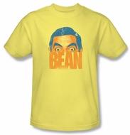 Mr. Bean Shirt Bean Adult Banana Tee T-Shirt