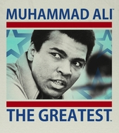 Muhammad Ali Shirt Greatest Adult Natural Tee T-Shirt