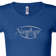Namaste Ladies Yoga Shirts