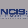 NCIS LA T-shirt - Los Angeles LOGO Adult Athletic Heather Tee Shirt