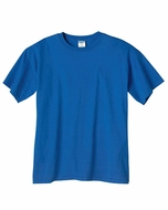 Neon Blue Bright Colorful Youth Kids Unisex T-Shirt Tee Shirt