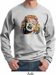 Neon Marilyn Monroe Sweat Shirt