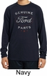 New Genuine Ford Parts Kids Dry Wicking Long Sleeve Shirt