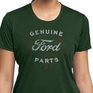 New Genuine Ford Parts Ladies Moisture Wicking Shirt