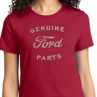 New Genuine Ford Parts Ladies Shirt