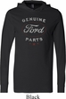 New Genuine Ford Parts Lightweight Hoodie Tee