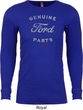 New Genuine Ford Parts Long Sleeve Thermal Shirt