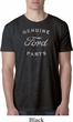 New Genuine Ford Parts Mens Black Burnout Shirt