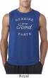 New Genuine Ford Parts Mens Sleeveless Shirt