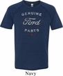 New Genuine Ford Parts Mens Tri Blend Shirt