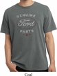 New Genuine Ford Parts Pigment Dyed Shirt
