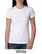 Next Level Ladies T-Shirt Top Quality Cotton Boyfriend Tee Shirt